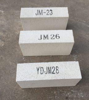 JM26轻质莫来石保温砖T-3